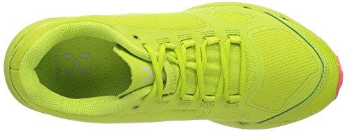 Haglöfs - Gram Comp Ii Women, Scarpe Da Trail Running da donna Multicolore (2yp glowgreen/carnelia)