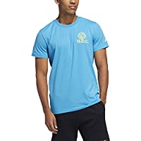 adidas ABC NVR Divided Camiseta de Baloncesto, Hombre, ciasho, L