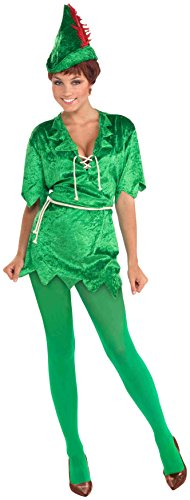 Peter Pan Costume Fancy Dress