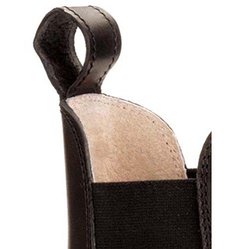 Hobo Sir John Trenino Stiefelette–Stivaletti da equitazione nero