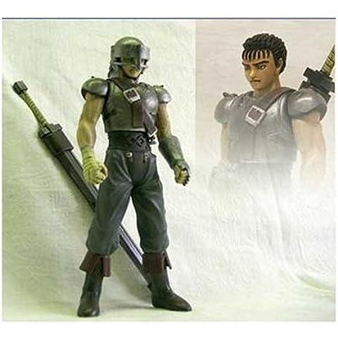 Berserk Guts Mercenario soldado (TV Version) figura de acción
