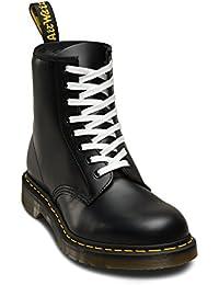 Dr. Martens Flat Cordones de zapatos, Blanco (White), Talla Única