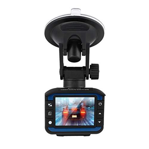 Candyboom Radarwarner Auto DVR 2 In 1 Full HD 720 P Radar Videoaufzeichnungsmaschine Fahrzeug Fixed Flow Speed   Driving Recorder Ultra-wide-band-usb