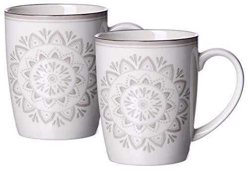 Ritzenhoff & Breker Kaffeebecher-Set Valencia, 2-teilig, je 350 ml