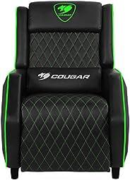 Cougar 3MRANGXB.0001 Ranger Gaming Sofa Steel Frame 160 Recline, Green (Electronic Games)
