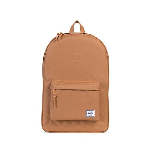 herschel-supply-co-caramel-quilted-heritage-zaino