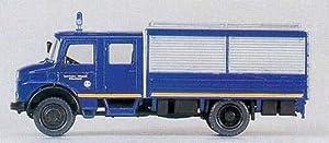 Preiser - Vehículo de modelismo escala 1:87 (PR31192)