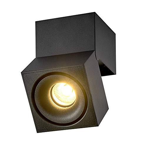 12 Watt Downlight Bild Schmuck Display Akzent Lampe Faltbare Deckenleuchte Warmweiß 3000 Karat AC110-240V Waschen Wandleuchten Schlafzimmer Küche Insel Dekoration Scheinwerfer (Color : Weißes Licht) -