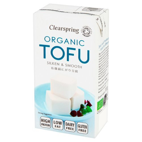 Clearspring Org Long Life Tofu 300 g (order 12 for trade outer)