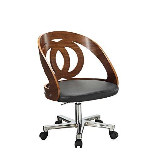 Jual PC606 Walnuss Büro Schreibtisch Stuhl