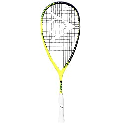 The Dunlop Force Revelation junior squash racket is a powerful one and packs latest technologies to enhance young players' game and skills. Its unique Aeroskin CX design makes the frame more aerodynamic and reduces drag by up to 36%. The CXMAX techno...
