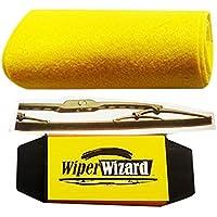 Dailyinshop Car Van Wizard limpiaparabrisas Limpiador de Cuchillas restaurador Cuchillas de Coche Herramientas de Reparación (