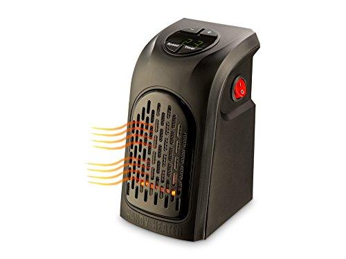 handy heater la mini stufa elettrica che si attacca alla