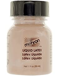 117 (1oz, Soft Beige) Mehron Liquid Latex by Morris Costumes