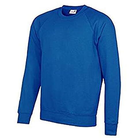 AWDis - Sweat-shirt - Moderne - Homme Academy Royal Blue