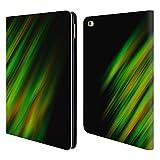 Offizielle PLdesign Pinselstriche Abstraktes Design Brieftasche Handyhülle aus Leder für iPad Air 2 (2014)