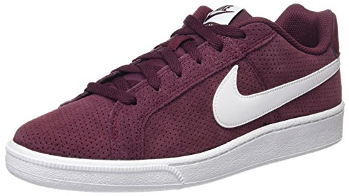 Nike COURT ROYALE SUEDE - Scarpe da ginnastica Uomo, Rosso, 41