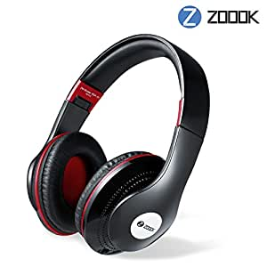Zoook Rocker Rdx O1 Over Ear Wired Headphone With Mic (Black)