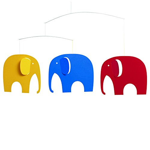 elephany Party Mobile (Japan Baby-mobile)