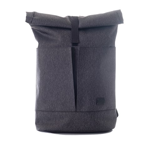Spiral Detroit Rucksack, Industry Graphite, One Size (Duffle Bag Laptop)