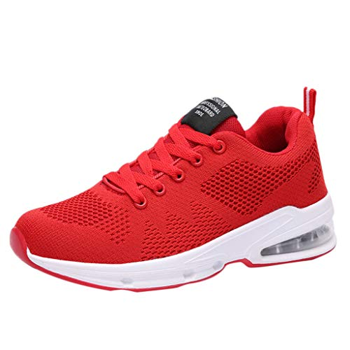 Unisex-Slip-On-Schuhe Loafer Flats Ultraleicht atmungsaktiv Rutschfeste Sport-Laufschuhe stoßdämpfende Turnschuhe für das Laufen Joggen Fitness-Fitness tägliches Training ()