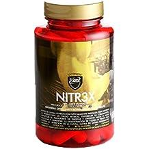 Nitr3 x 90 capsulas - Vasodilatador Potente, Recuperador Muscular, Anticatabólico y Estimulante del Aumento