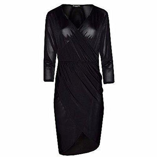 Comfiestyle - Robe - Femme Noir
