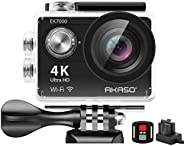 AKASO EK7000 4K Action Camera Ultra HD WiFi Sports Waterproof Underwater Camera Video Recorder with 170 Degree