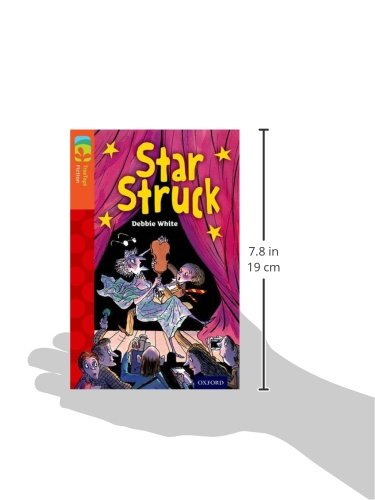 Oxford Reading Tree TreeTops Fiction: Level 13 More Pack B: Star Struck
