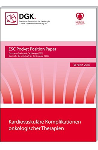 Kardiovaskuläre Komplikationen onkologischer Therapien (Pocket-Leitlinien)
