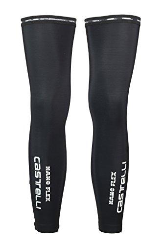 Castelli Castelli Nanoflex Leg Warmer schwarz (200) S -