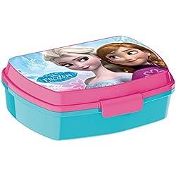 Disney 755774- Frozen Portamerenda, 18 x 15 x 8 cm