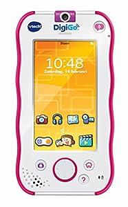 VTech 80-168852 Multifunctional Gadget - electrónica para niños (Multifunctional Gadget, Rosa, Color Blanco, De plástico, Resistente a Golpes, Botones, Tocar, CE)