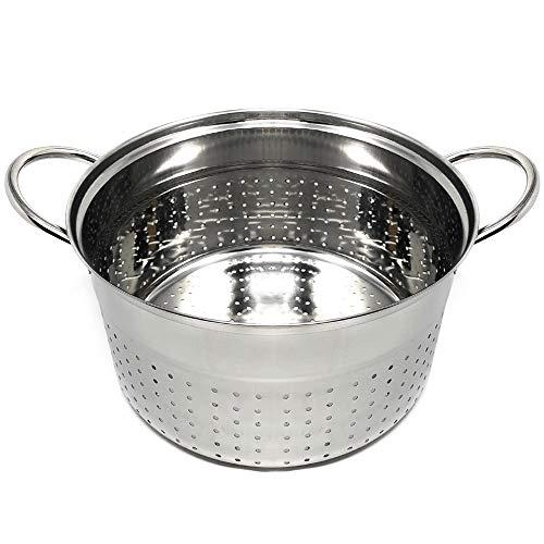 Space Home - Vaporera para Ollas - Cesta para Cocción de Pasta y Verduras - Cuscusera -...