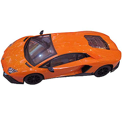 RC Rennwagen kaufen Rennwagen Bild 1: Lamborghini Aventador LP720-4 – Ferngesteuertes Fahrzeug Maßstab1:12 – Orange*