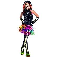 Rubie`s - Disfraz infantil de Skelita Calaveras (886700-L)