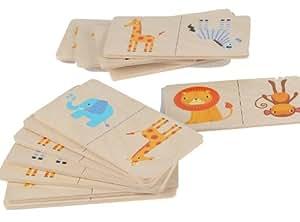 Tidlo Safari Floor Dominoes