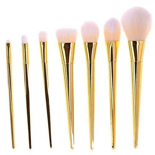 LianLe®7Pcs maquillage pinceau Kit professionnel cosmétiques