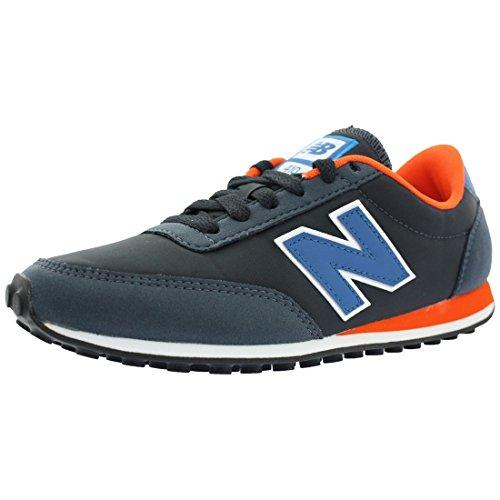 New Balance U410 D, Chaussures De Sport Hautes, Bleu Unisexe