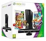 Microsoft Xbox 360 4GB Arcade Slim Kinect Bundle inkl. KinectJoyRide