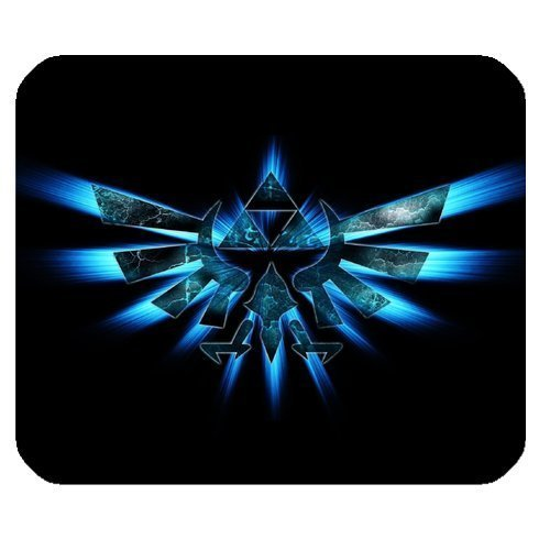 Preisvergleich Produktbild The Legend of Zelda Personalized Custom Gaming Mousepad Rectangle Mouse Mat / Pad Office Accessory And Gift Design-LL715