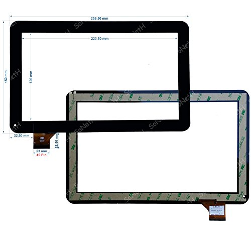 vetro tablet majestic Soneth Vetro Touch Screen 10