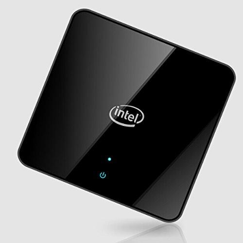 meeg opad Intel Core i5NUC Win 10Mini PC with i5-4210U mémoire RAM 4Go SSD 128Go HD 4400Graphics LAN 1000Mo Wifi Bluetooth USB 3.0Box Calcul Clé I7 bare computer