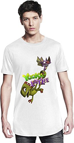 Yooka-Laylee Bat Fly Lange T-Shirt X-Large