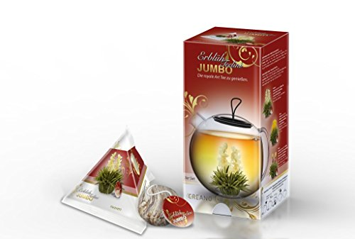 Fleur de thé blanc Tealini Jumbo