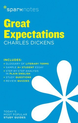 Great Expectations by Charles Dickens (SparkNotes Literature Guide) by SparkNotes Editors (2014-03-07)