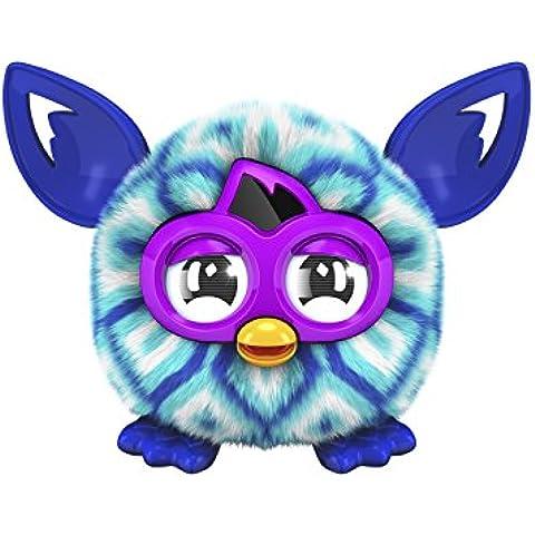 Furby - A78904000 - Interactivo de peluche - Furblings - diamantes Azul / Blanco