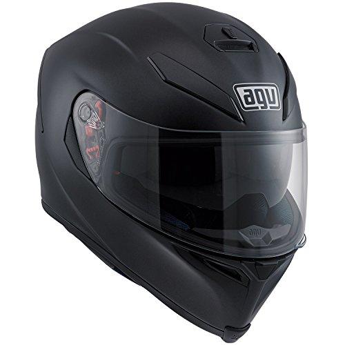 AGV K5 Sv pianura moto casco Matt Black