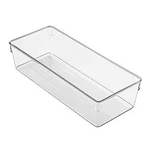 idesign linus schubladenbox f r schrank oder schminktisch 30 5 cm x 12 7 cm x 7 6 cm. Black Bedroom Furniture Sets. Home Design Ideas