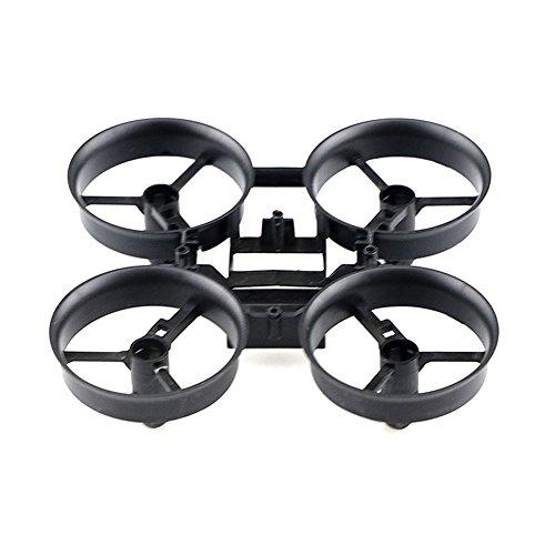 GEEDIAR® Original JJRC H36 Drohne Ersatzteile Propeller Stützen mit Rahmen für JJRC H36 Eachine E010 und Blade Inductrix Micro Drone - 3